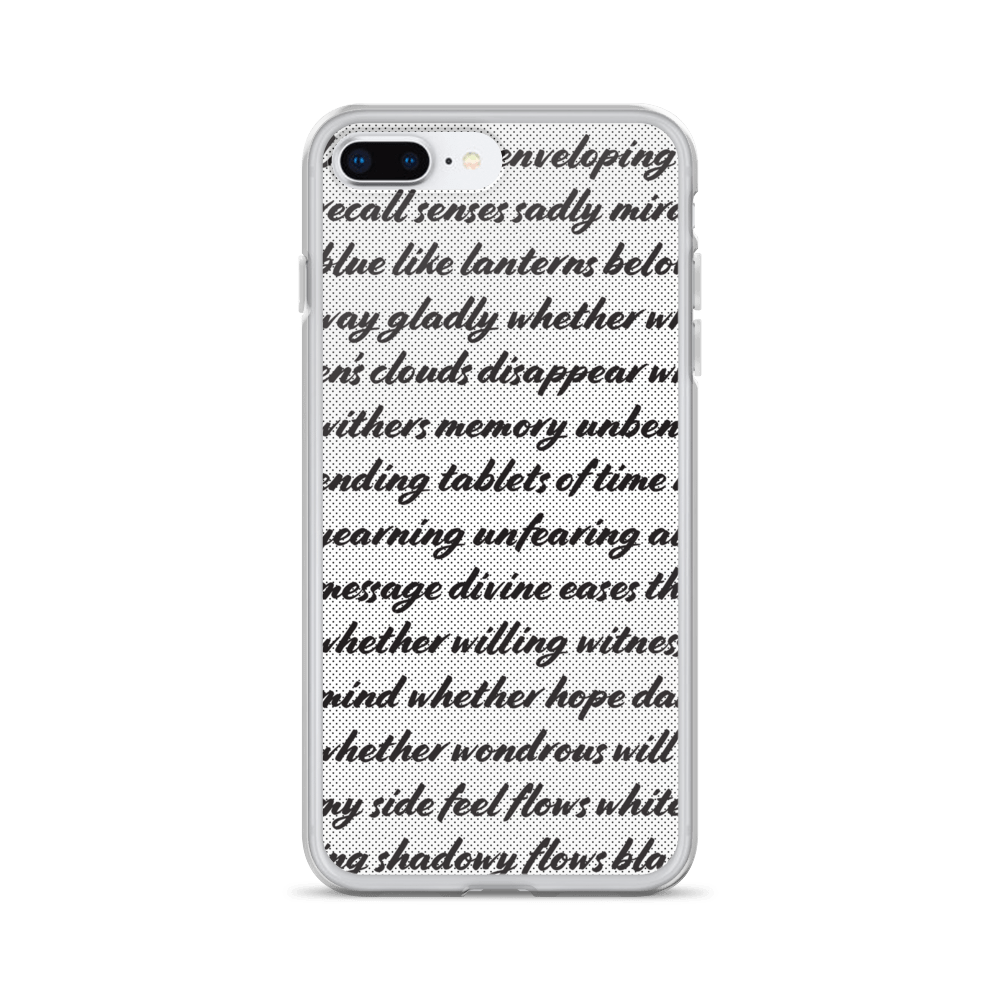 iPhone Case : Feel Flows