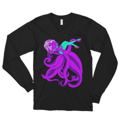 Long Sleeve T-shirt : Octo-Pussy