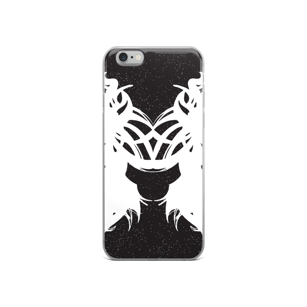 iPhone 5/5s/Se, 6/6s, 6/6sP Case: Rorschach