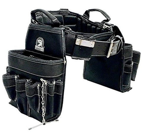 TradeGear Electrician Combo Belt & Bag