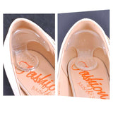 Transparent silicone stickers, non-slip for footwear