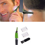 Micro precision facial hair trimmer