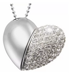 Heart Jewel pendrive