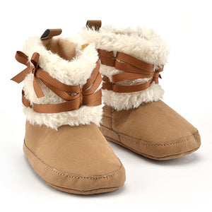 Kids Newborns Booties Winter