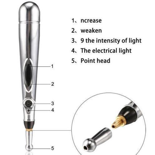 LASER ACUPUNCTURE PEN - Dealzilla shop