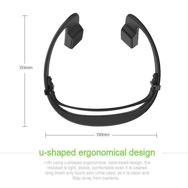 Wireless Bone Conduction Headphones - Dealzilla shop