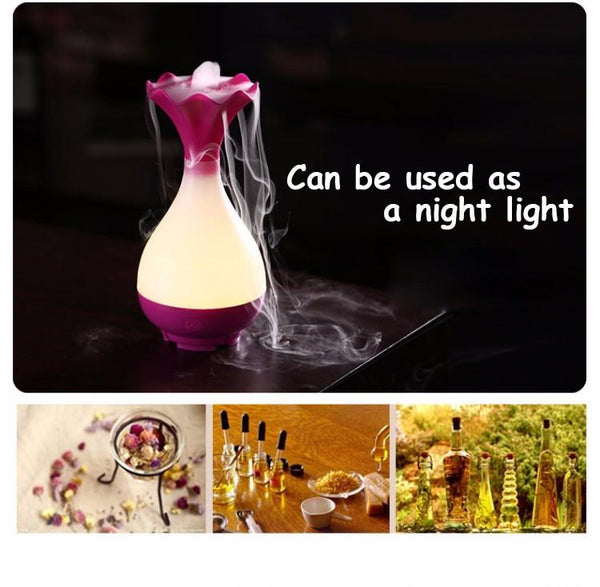 Ultrasonic Oil Diffuser - Dealzilla shop