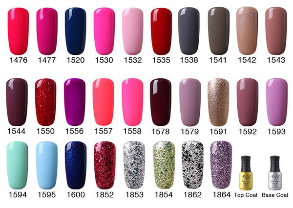 NUDE UV GEL NAIL POLISH - 24 COLORS - Dealzilla shop