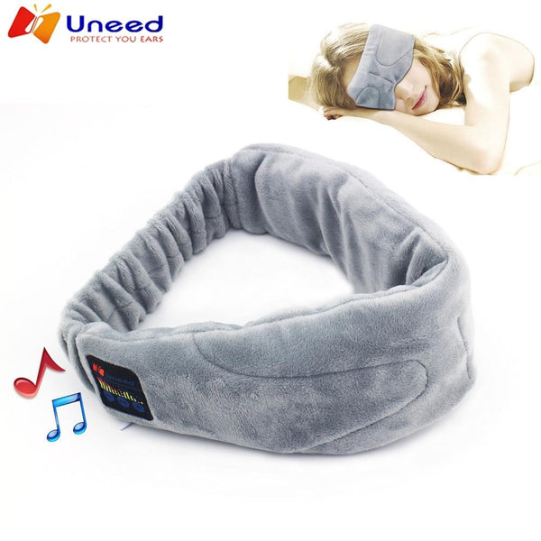 Bluetooth Wireless Stereo Music Sleep Eye Mask . - Dealzilla shop