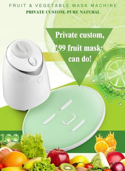 Fruits & Vegetable Face Mask Machine - Dealzilla shop