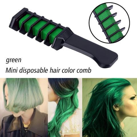PROFESSIONAL MINI TEMPORARY HAIR DYE COMB- 6PCS - Dealzilla shop