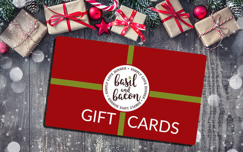 BASIL & BACON GIFT CARD