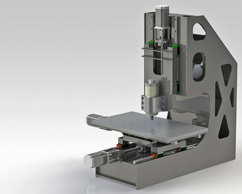 Milling CNC by Alisa Amber