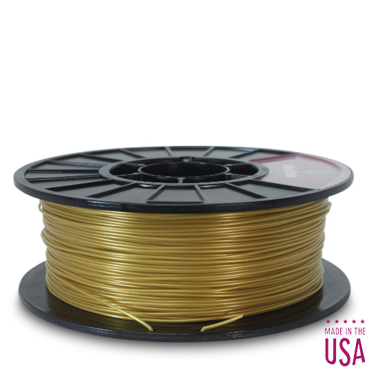 Gold PLA/PHA Ø 2.85mm - Meltink 3D
