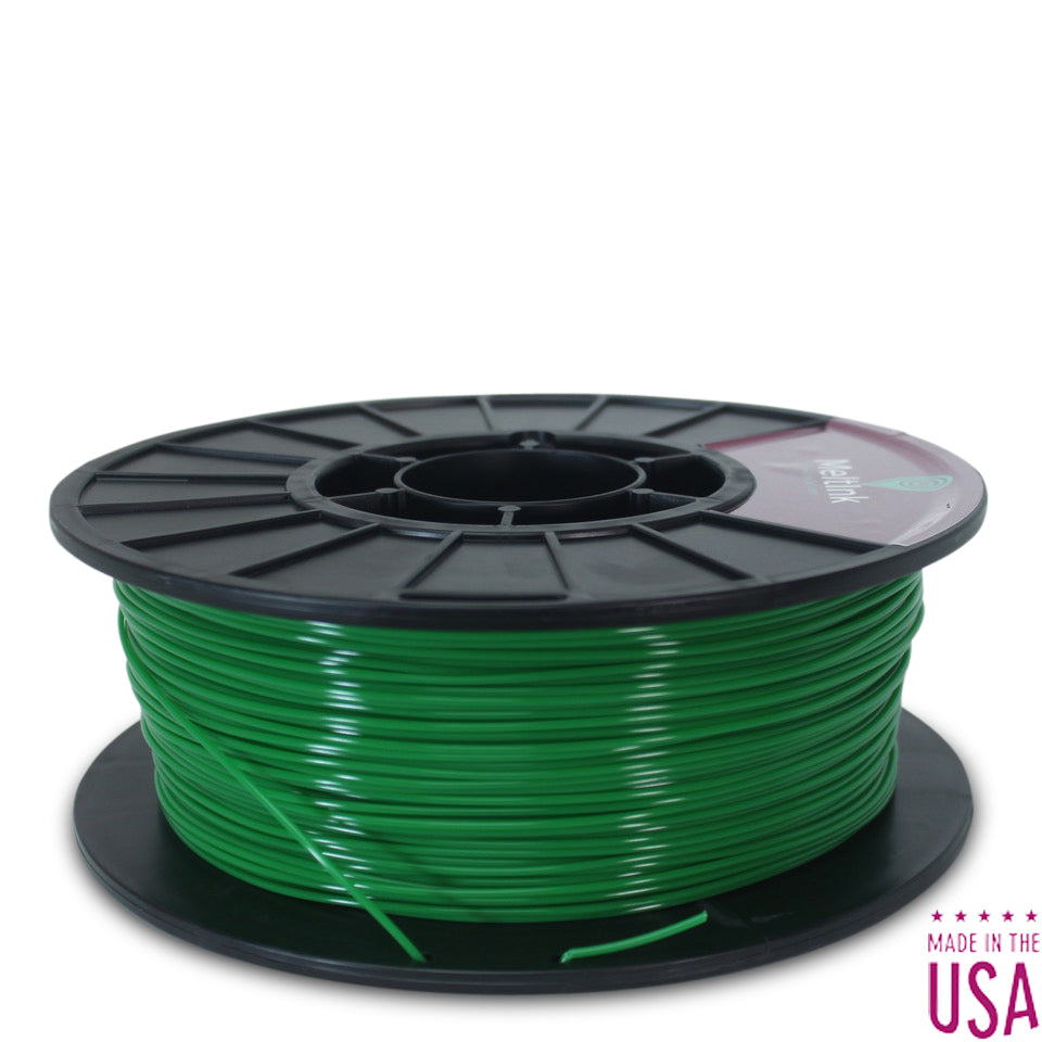 Dark Green PLA Ø 1.75mm - Meltink 3D
