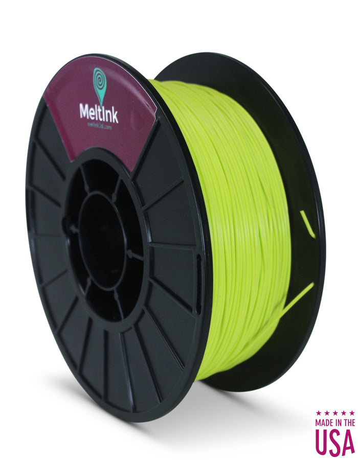Light Green PLA Ø 2.85mm - Meltink 3D
