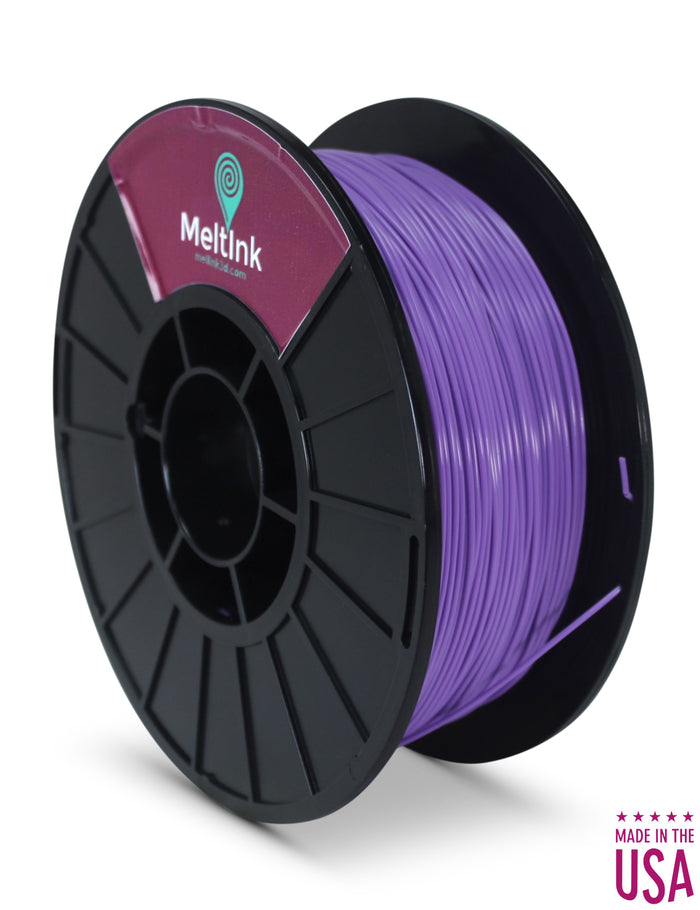 Lilac PLA Ø 2.85mm - Meltink 3D