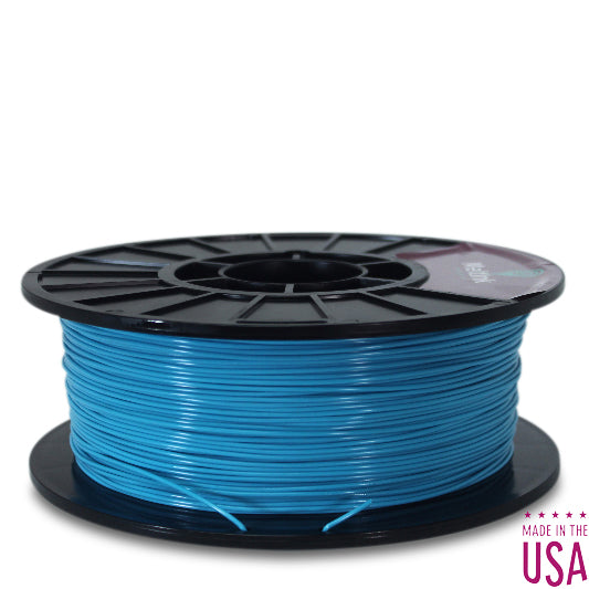Clearance  Neon Blue PLA Ø 2.85mm - Meltink 3D