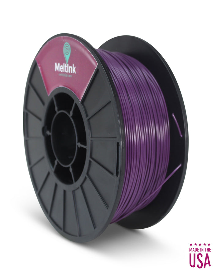 Clearance Purple PLA/PHA Ø 2.85mm - Meltink 3D