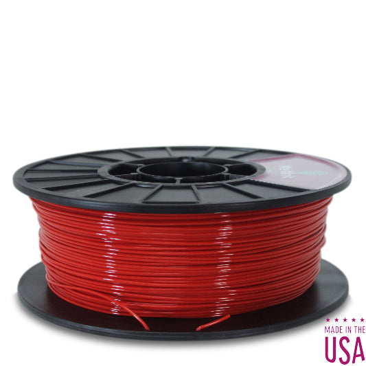 Red PLA/PHA  Ø 1.75mm - Meltink 3D