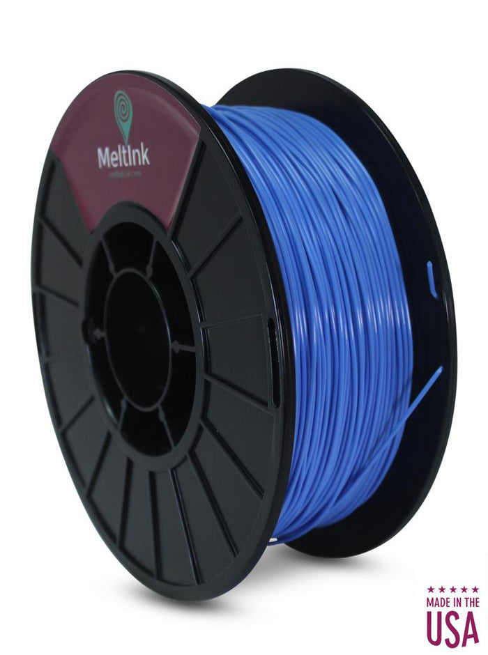 Sky Blue PLA Ø 2.85mm - Meltink 3D
