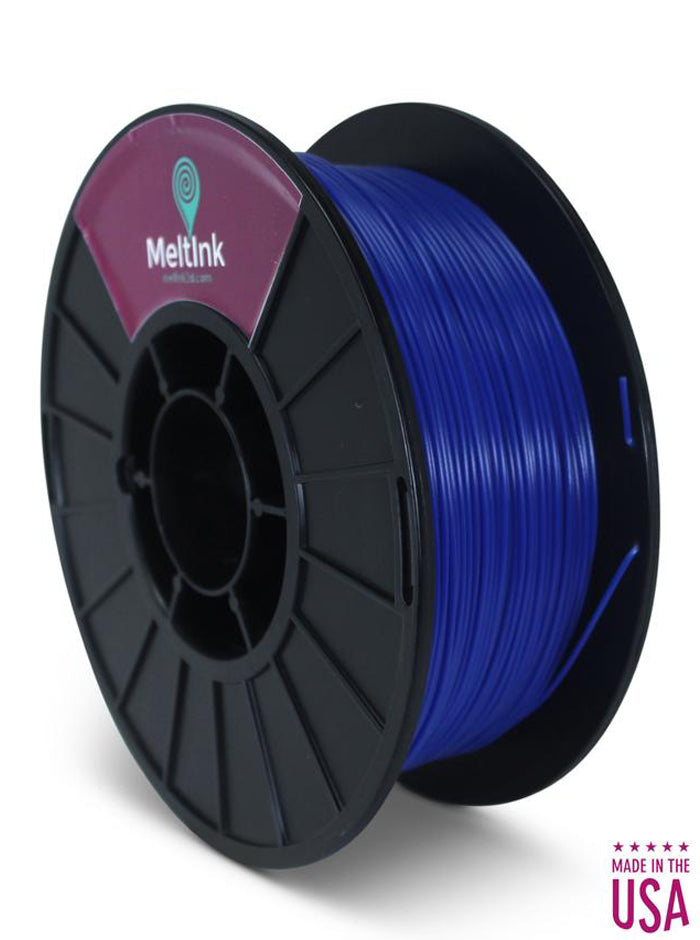 Ultramarine Blue PLA Ø 2.85mm - Meltink 3D