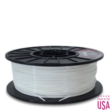 MeltInk3D PLA-1K285WHT05 White PLA 3D Printer Filament Ø 2.85mm, 1Kg, Dimensional Accuracy: ± 0.05mm