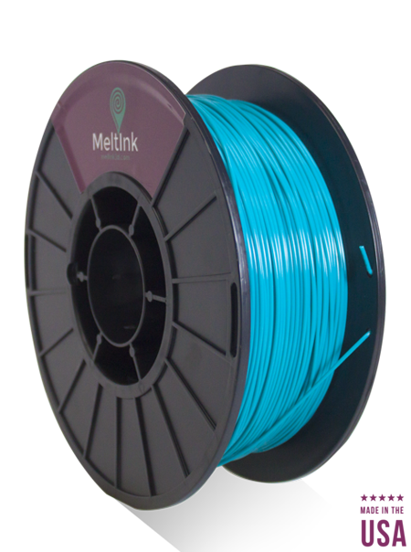 QuinSaga Teal PLA Ø 2.85mm - Meltink 3D