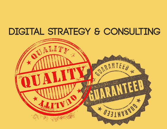 Digital marketing consulting & eCommerce analytics