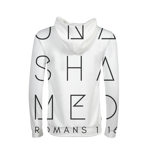 Unashamed Mens All-Over Print Hoodie