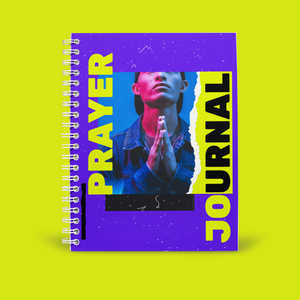 Free Prayer Journal II Edition