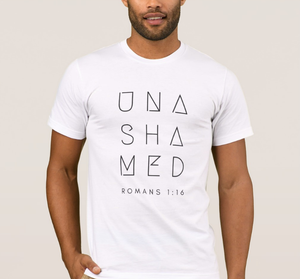 Unashamed Short-Sleeve Unisex T-Shirt