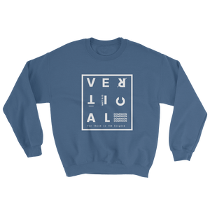 Vertical Dominion Sweatshirt  Multiple Colors