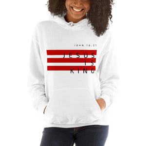 Jesus is King Nation Unisex Hoodie
