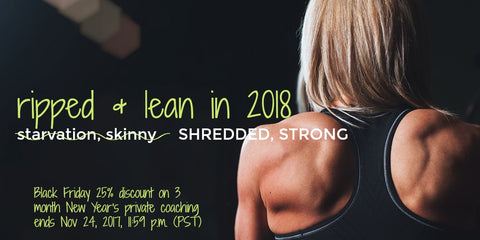 Ripped and Lean 2019 No Fail Physique Transformation for Women