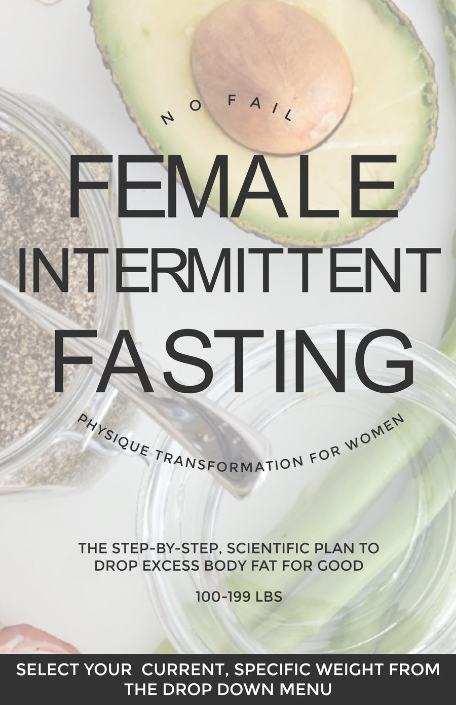 Intermittent Fasting for Women Diet Plan for Keto Fat Loss