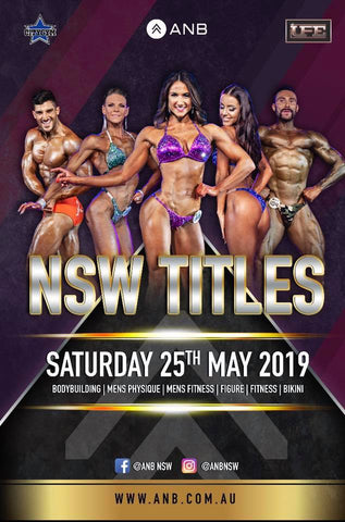 ANB NSW TITLES