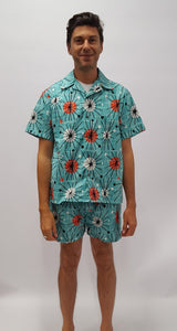 Men's Cabana Set - Atomic Dreams