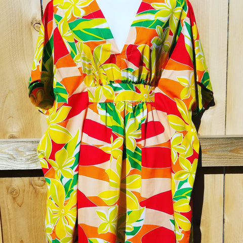 Hot Tropical Caftan