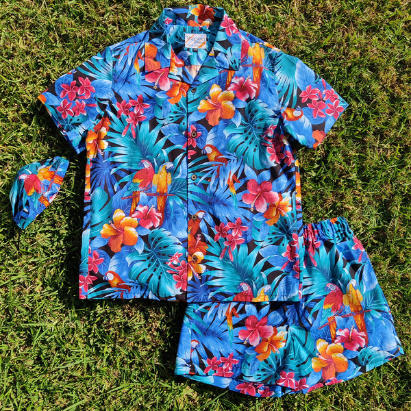 Men's Cabana Set - Choose Your Fabric