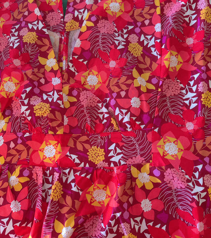 Lava Floral Caftan - Exclusive for Driveway Con