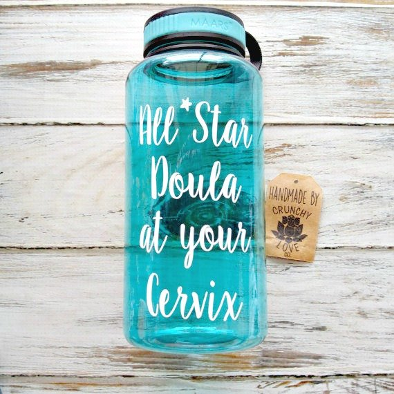 All Star Doula at your Cervix - 34 OZ. - Crunchy Love Co.