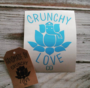 Crunchy Love Co. Vinyl Decal - Crunchy Love Co.