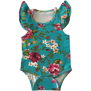 Summer Flutter Suits Size 00(sml) - Emzinis Bambinis