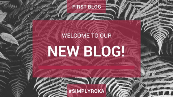 Welcome to our first blog