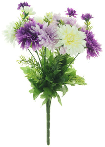 Silk Mini Daisy Flowers Bunch - Simply Roka