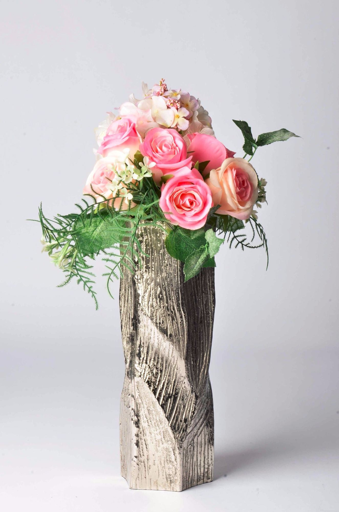 Stump - Botanicals Vase - Textured bark - Simply Roka