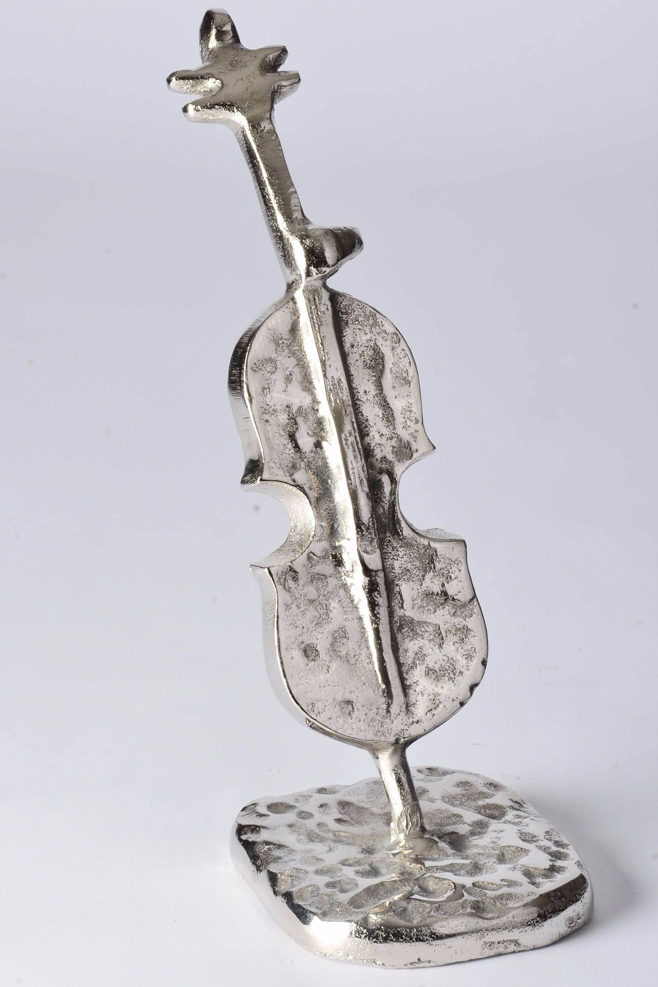 Reginald - Modern Sculpture - Musical Note Violin / Cello Ornament Simply Roka