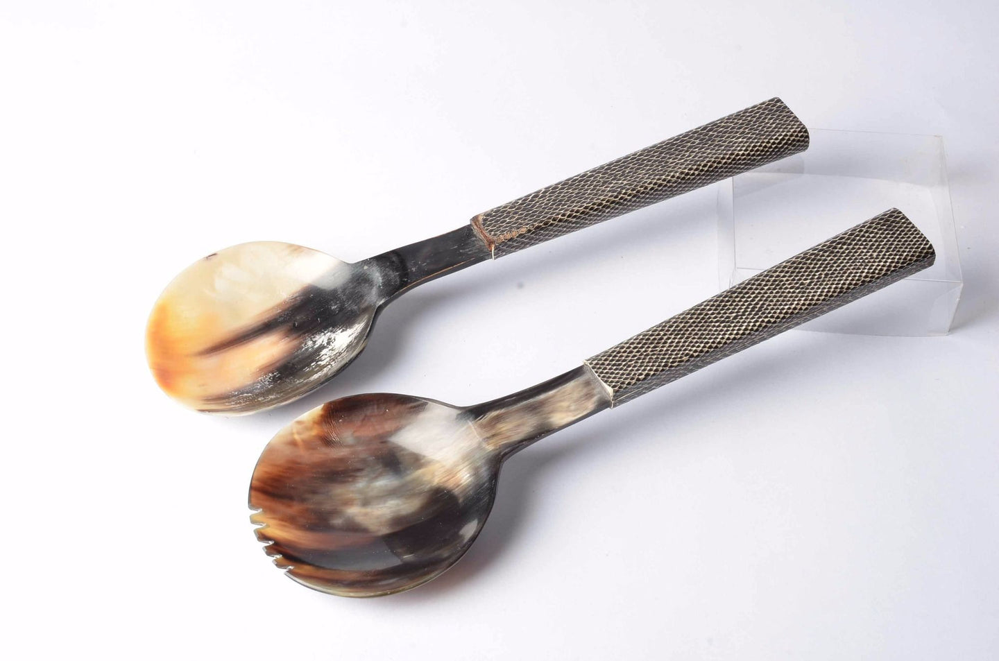 Kalaban - Buffalo Horn Serving Spoons - Simply Roka