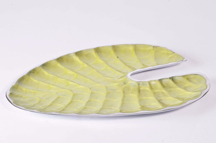 Batumi - Botanicals Leaf Platter | Home decor, handmade gift, elegant present, home gifts and accessories
